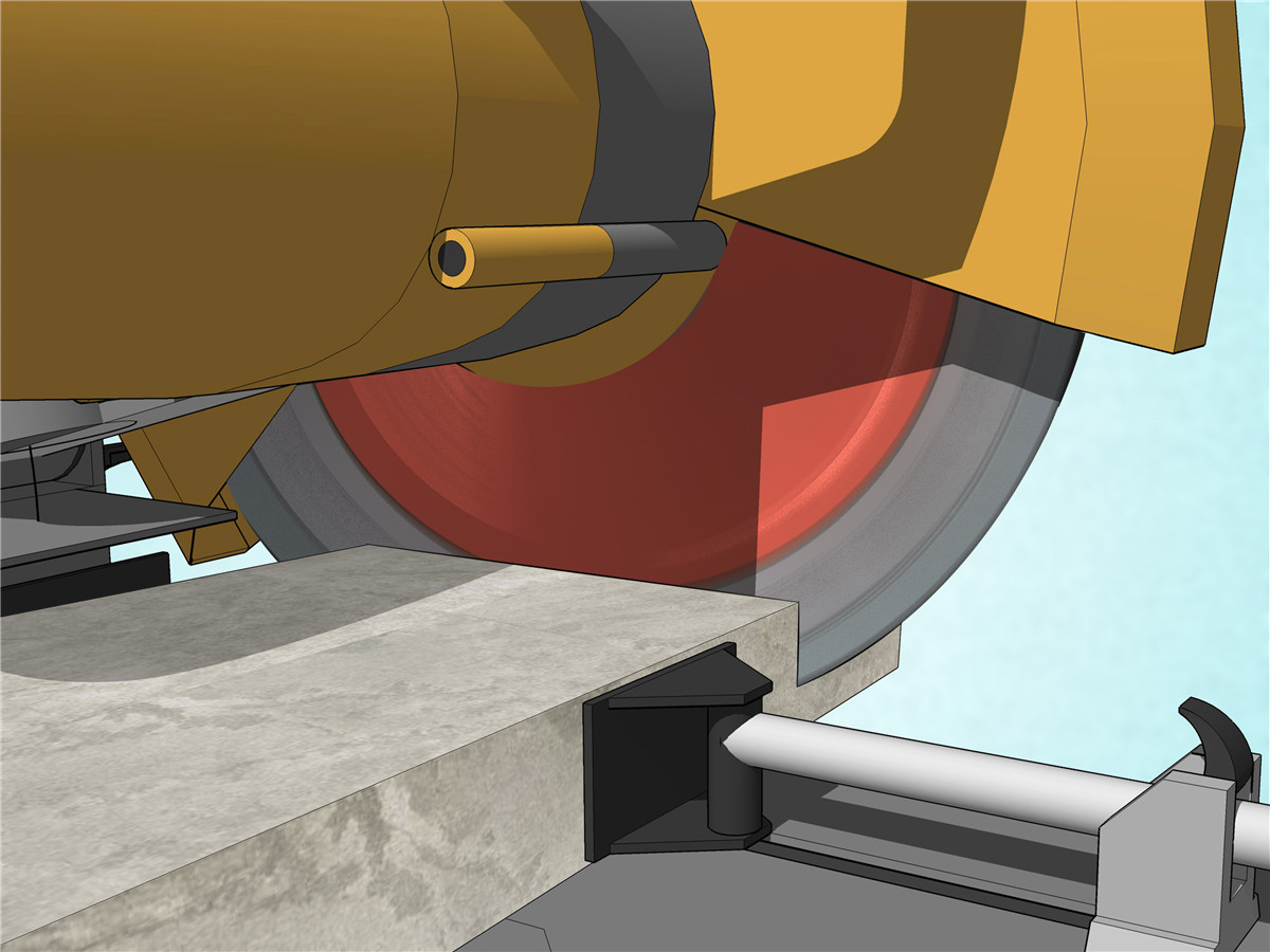 Ground Stone Expansion Joint Treatment Technology